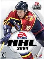 Hra pre Playstation 2 NHL 2004