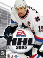 Hra pre PC NHL 2005