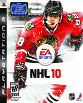 Hra pre Playstation 3 NHL 10 CZ