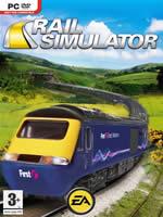 Hra pre PC Rail Simulator