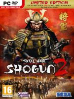 Hra pre PC Total War: Shogun 2 CZ (Limitovaná Edice)