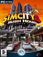 Hra pre PC Sim City 4: Rush Hour - US verzia