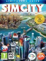 Hra pro PC SimCity CZ (Limitovaná Edice)