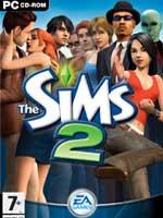 Hra pre PC The Sims 2 CZ
