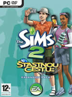 Hra pro PC The Sims 2: Šťastnou cestu