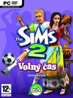 Hra pre PC The Sims 2 + The Sims 2: Volný čas