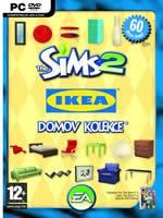 Hra pre PC The Sims 2: IKEA (Kolekce)