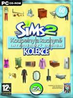Hra pre PC The Sims 2: Kuchyně & Koupelny (Kolekce)