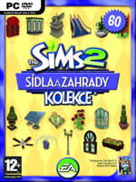 Hra pre PC The Sims 2: Sídla a zahrady (Kolekce)