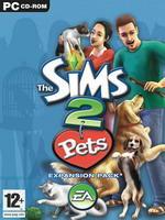Hra pre PC The Sims 2: Mazlíčci