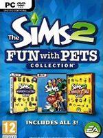 Hra pre PC The Sims 2: Mazlíčci + Sídla a zahrady (kolekce) + Pro Rodinnou Zábavu (kolekce)