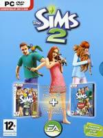 Hra pre PC The Sims 2 + The Sims 2 Maznáčikovia