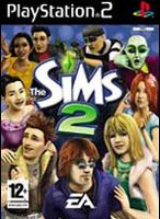 Hra pre Playstation 2 The Sims 2