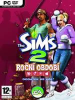 Hra pre PC The Sims 2 + The Sims 2: Ročné obdobie (Seasons)