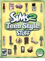 Hra pre PC The Sims 2: Pro teenagery (Kolekce)