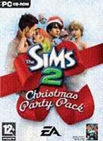 Hra pre PC The Sims 2: Vianočný balíček