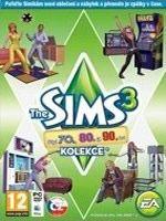 Hra pro PC The Sims 3 - 70., 80. a 90. léta (kolekce)