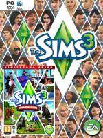 Hra pre PC The Sims 3 CZ + The Sims 3: Domácí Mazlíčci (Limitovaná Edice)