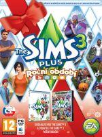 Hra pre PC The Sims 3 CZ + The Sims 3: Roční období
