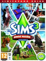Hra pre PC The Sims 3: Domácí Mazlíčci (Limitovaná edice)