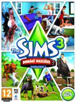 Hra pre PC The Sims 3: Domácí Mazlíčci