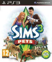Hra pro Playstation 3 The Sims 3: Domácí Mazlíčci