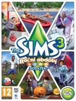 Hra pro PC The Sims 3 - Ro�n� obdob�