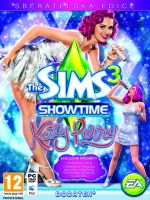 Hra pre PC The Sims 3: Showtime (Sběratelská edice - Katy Perry)