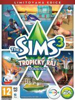 Hra pre PC The Sims 3: Tropický ráj (Limitovaná edice)