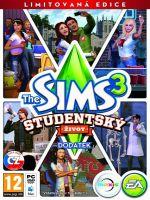 Hra pre PC The Sims 3: Studentský život (Limitovaná edice)
