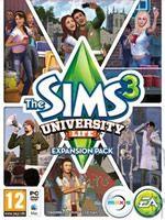 Hra pre PC The Sims 3: Studentský život