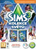 Hra pre PC The Sims 3 (Kolekce světů)