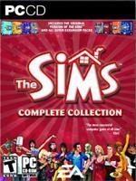 Hra pre PC The Sims 1 - Kompletn� ed�cia