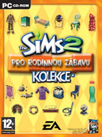 Hra pre PC The Sims 2: Pro rodinnou zábavu (Kolekce)