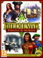 Hra pro PC The Sims Medieval: Pirates and Nobles