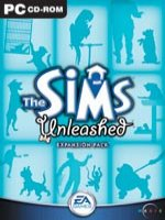 Hra pre PC The Sims - Unleashed - Datadisk