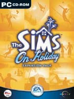 Hra pre PC The Sims - On holiday - Datadisk