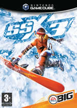 Hra pre GameCube SSX 3