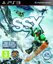 Hra pro Playstation 3 SSX