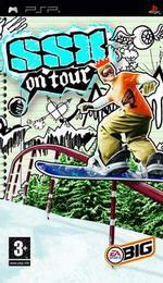 Hra pre PSP SSX on tour