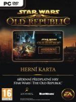 Star Wars: The Old Republic - 60 denná herná karta