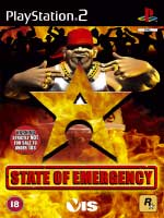 Hra pre Playstation 2 State of Emergency
