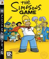 Hra pre Playstation 3 The Simpsons Game