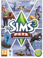 Hra pro PC The Sims 3: Domácí mazlíčci [EN obal]