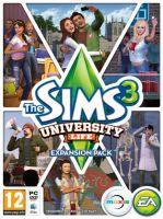 Hra pro PC The Sims 3: Studentský život [EN obal]