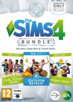 Hra pro PC The Sims 4: Bundle Pack 2 [EN obal]