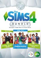 Hra pro PC The Sims 4: Bundle Pack 5 [HU obal]