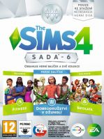 The Sims 4: Sada 6 (PC)