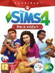 Hra pre PC The Sims 4: Psi a kočky (datadisk)