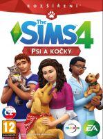 The Sims 4: Psi a kočky (datadisk) (PC)